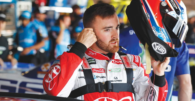 Behind the Wheel: Austin Dillon