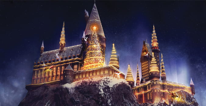 A Hogwarts Holiday