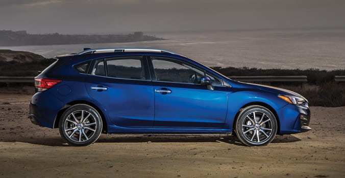 Car Review: Subaru Impreza