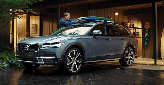 Car Review: Volvo V90 Cross Country T6 AWD