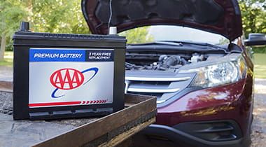 Aaa Battery Promo Code >> 24/7 Roadside Assistance from AAA