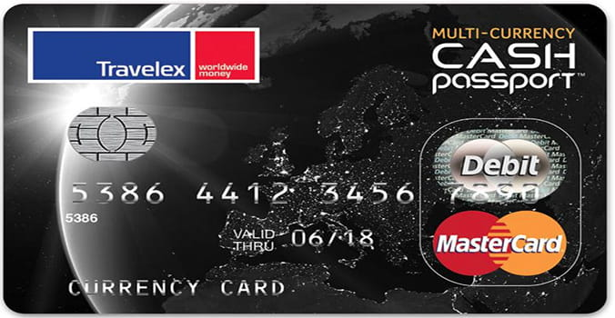 Travel Money - Foreign Currency & Prepaid Cards for Travel