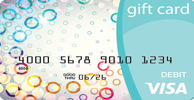 Visa gift card now it s easy to give millions of gift choices with one