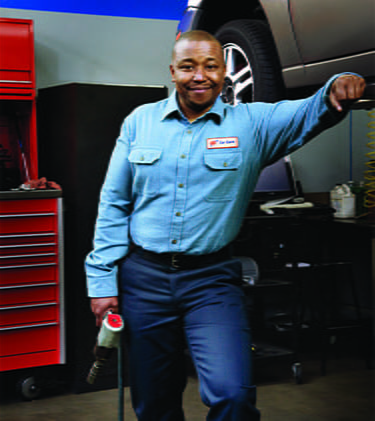ASE Auto Repair Technician at a auto shop
