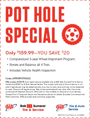 Car Inspection Coupons >> Aaa Auto Repair And Maintenance