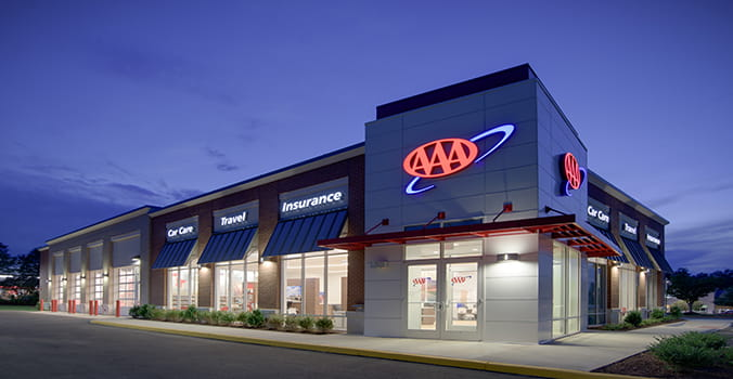 Aaa car care center locations ruth chris steakhouse for Aaa motor club locations