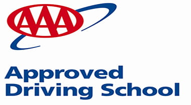 AAA Approved Driving School Logo