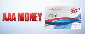 AAA Money Member Rewards Visa Card Image