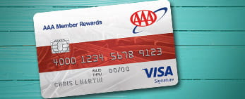 AAA Member Rewards Visa - Apply Now