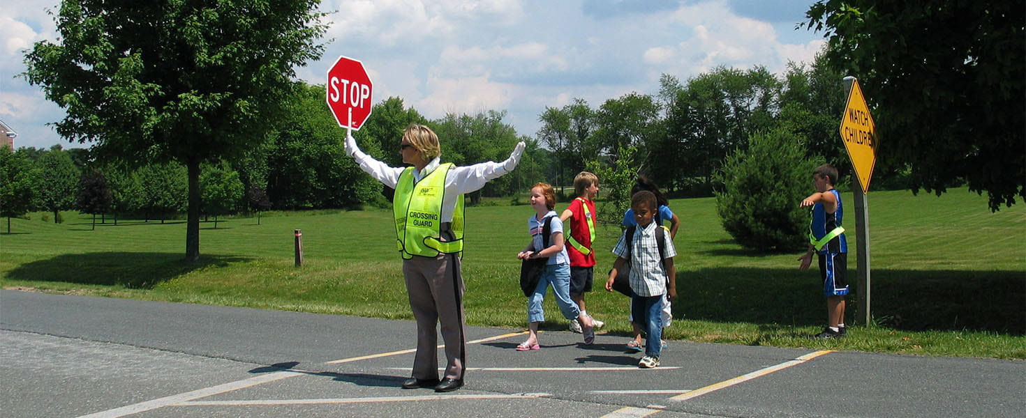 Adult Crossing Guard