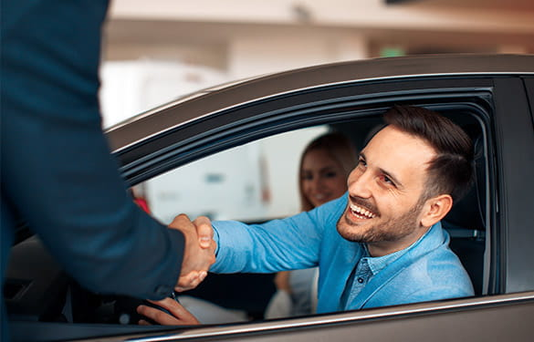 negotiating a new car