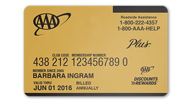 Plus Membership Card