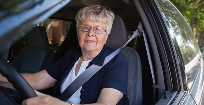 Elderly Driving Safety