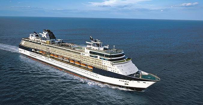 7 Night Celebrity Summit Bermuda Cruise 6/10/18-6/17/18 ...