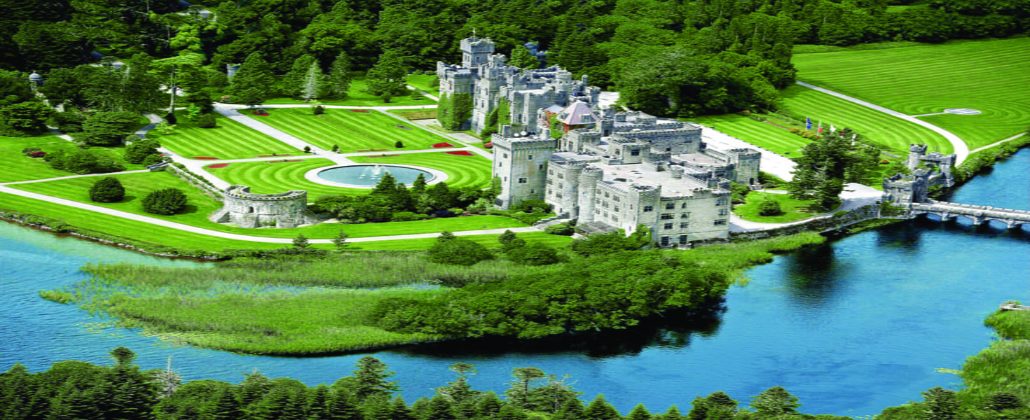 Ashford Castle in Cong Ireland
