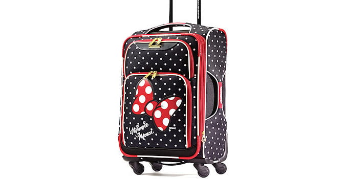 American Tourister Disney Carry-on Spinner Luggage