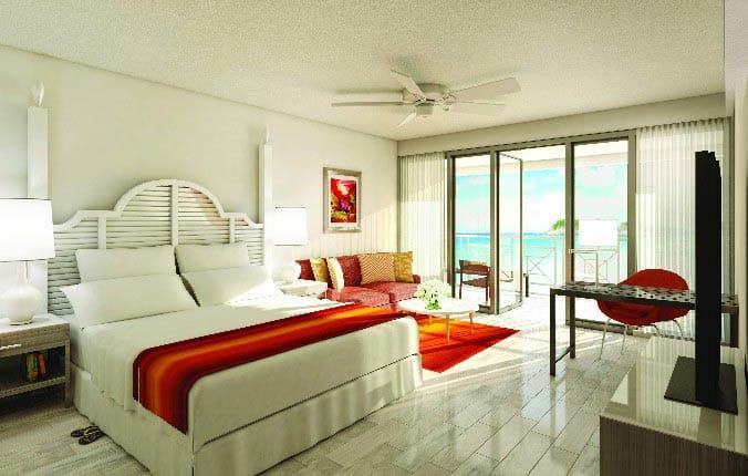 Luxury Room With Ocean View At Dreams Sugar Bay