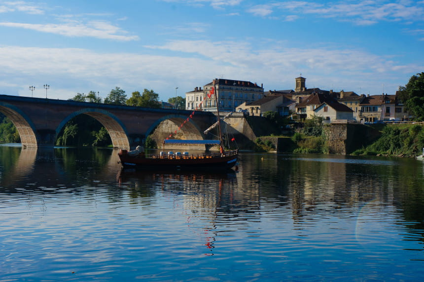 River Cruising along the French Countryside