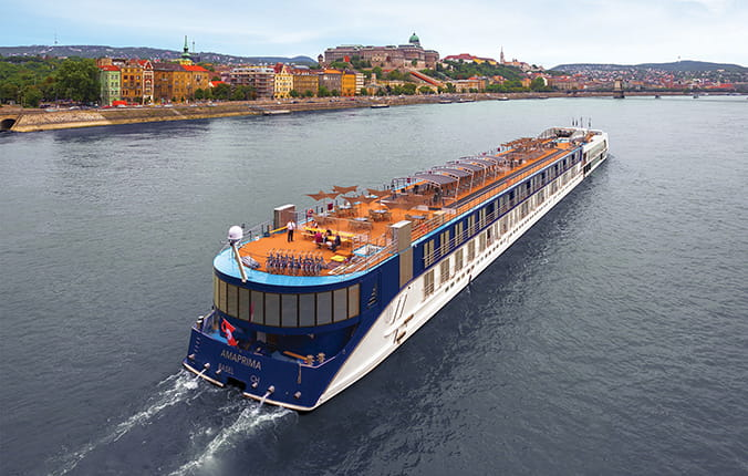 Plan Your River Cruise with AAA Travel