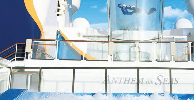 Royal Caribbeans Anthem of the Seas