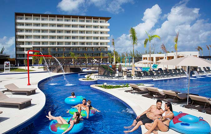 Royalton Blue Waters Lazy River