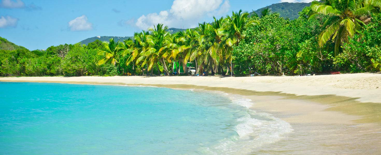 Vacations to Tortola