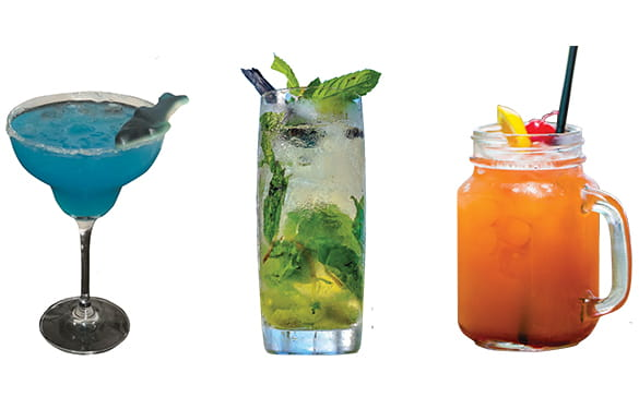 Inventive bartenders convey the flavor of a destination in a glass.