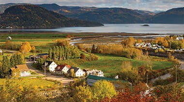 Topnotch cruise ports along the North Atlantic offer fascinating history, postcard-perfect scenery.