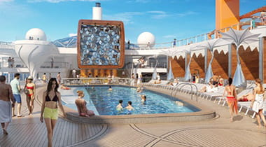 Celebrity Cruises' newest ship set to launch in late 2018.