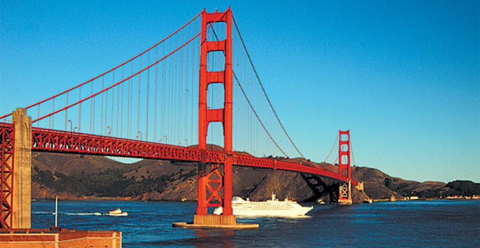 Goldengate Bridge in San Francisco California