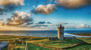 Featured Ireland Vacations