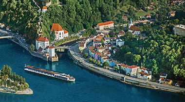 River Cruising Vacations