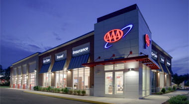AAA Storefront location