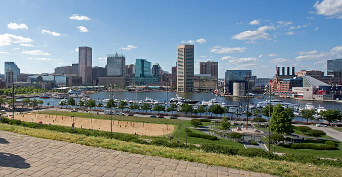 Federal Hill, Baltimore, Maryland