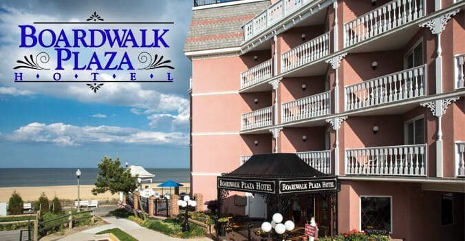 Boardwalk Plaza Hotel Ad