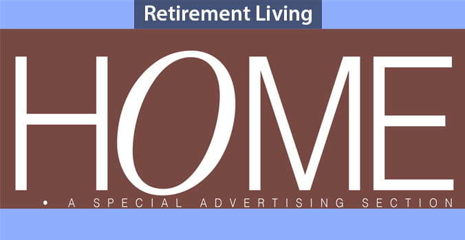 Home Retirement Living Ad
