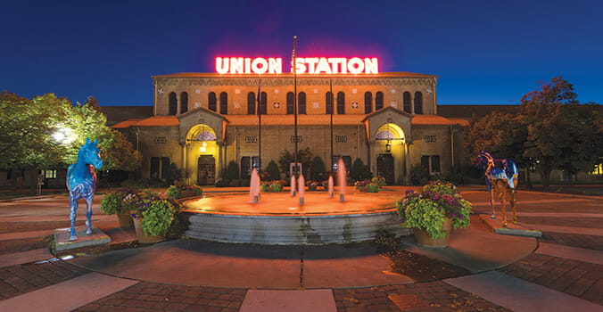 Ogeden Union Station