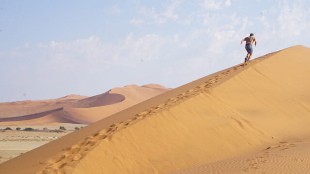 World's Tallest Sand Dunes, Namib-Naukluft Park