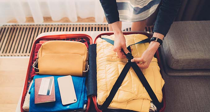 Packing tips for Carry on