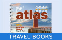 Shop AAA for Travel Books