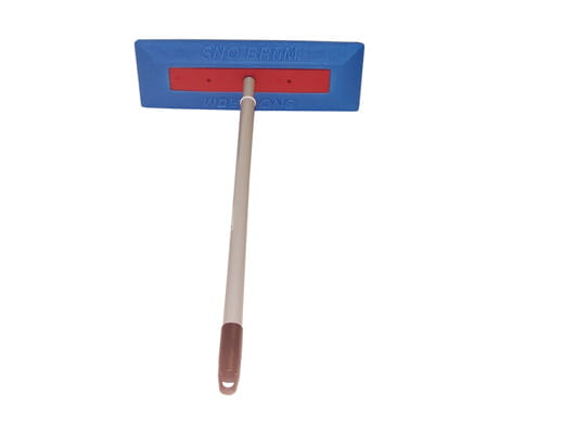 Review Sno Brum Sno Pro (Snow Broom) Professional, Great ...