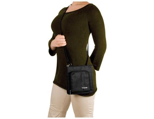 Travelon Slim Shoulder Bag 111