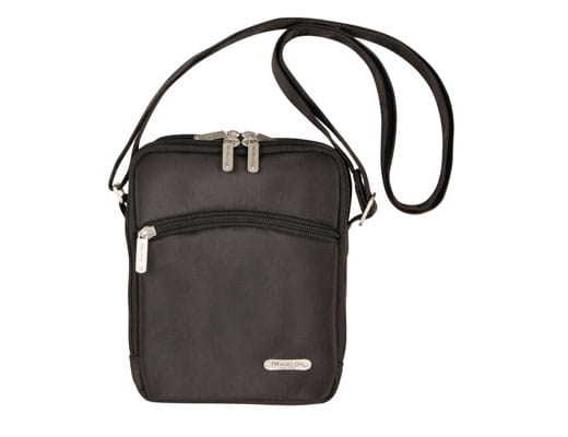 Travelon Expandable Shoulder Bag 10